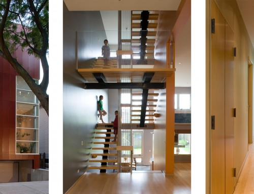 The Architecture Around Transition-and Joy